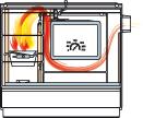 Kuchnia TP 9100 ruszt zimowy